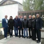 В Заводоуковском городском округе отреставрировали памятник односельчанам, павшим в Великой Отечественной войне