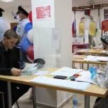 Мовсар Евлоев принял участие в выборах