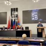 Единороссы Балашихи проголосовали за бюджет