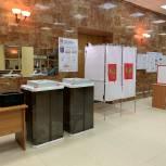 На протяжении всех дней голосования особое внимание уделяется сохранности документов на избирательных участках