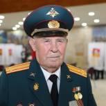 На участке в Одинцово проголосовал ветеран Великой Отечественной войны Геннадий Ковалев