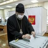 Руководители религиозных организаций Кузбасса проголосовали на выборах