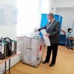 Александр Митрошин: Мы должны выбрать достойных, которые будут продолжать политику эффективного развития региона