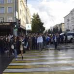 В Уфе появился дополнительный светофор по инициативе партии «Единая Россия»