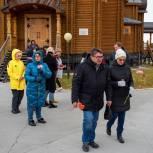 Партийцы почтили память погибших в Перми