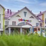 В Тамбове завершилось строительство детского сада «Акварелька»