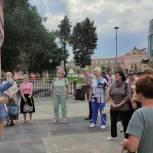Жители Новомосковска познакомились с археологическими находками Тульского края