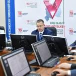 ЕР набрала 50, 07% голосов на выборах в Тюменскую областную думу после обработки 100% протоколов