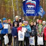 Активисты «Единой России» в Муромцевском районе приняли участие в спортивных соревнованиях