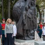 Сергей Собянин открыл памятник медработникам — героям борьбы с COVID-19