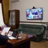 За поддержкой в реализации инициатив – на приём к сенатору РФ
