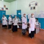 Медработники Кизлярского района призывают избирателей прийти на выборы