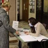 В Дзержинском к голосованию присоединились председатели советов домов