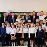В Чегеме открылась новая школа на 500 мест
