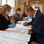 Секретари реготделений «Единой России»: На выборах обеспечен полномасштабный общественный контроль