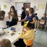 В Ростове при поддержке «Единой России» устроили праздник для детей с ОВЗ