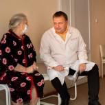 Врач-кардиолог положительно оценил удобство трехдневного голосования
