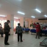 Наблюдатели в Республике Алтай фиксируют высокую явку в последний день голосования