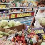 Во Фрязино депутат местного совета провела мониторинг цен на «борщевой набор»
