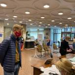 Молодогвардейцы Свердловской области подвели итоги работы на выборах