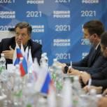 «Необходимо добиваться, чтобы регионы и муниципалитеты становились субъектами отношений с бизнесом», - Андрей Макаров