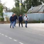 В Рязани завершился ремонт участка дороги от трассы М5 Урал до улицы Коняева