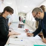 Антон Горелкин проголосовал на выборах в Кузбассе