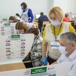 Борис Грызлов отметил высокую активность в голосовании российских граждан, проживающих на территории Донбасса