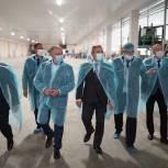 В Ишиме запустили новую линию кондитерской фабрики «Слада»
