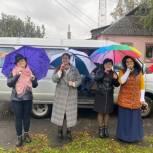 В дни голосования Карачевский районный Дом культуры подготовил землякам оригинальный подарок