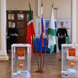 В Татарстане продолжается второй день выборов