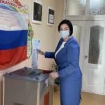 Татьяна Касаева считает правильным трехдневное голосование: Это удобно и безопасно
