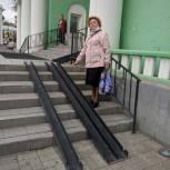 В Магнитогорске проверили аптеки и магазин на доступность среды для лиц с ограниченными физическими возможностями