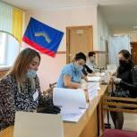 В Мурманской области наблюдатели от партий следят за чистотой выборов