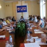 Светлана Бессараб поблагодарила профлидеров отраслевых профсоюзов края за активное участие в выборах 2021