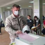 34,4% жителей Алтайского края пришли на участки для голосования