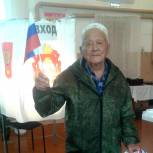 Ветеран войны Михаил Искаков сделал свой выбор