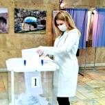 Кристина Бабынина: Уверена, что Пензенская область выберет достойных
