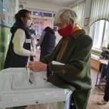 Лидер тверских «детей войны» приняла участие в голосовании