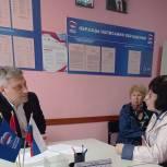 Депутат Советского района займется нуждами организации досуга старшего поколения