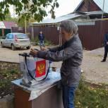 Регина Воробьева: голосование на дому – это забота о людях с ограниченными возможностями здоровья