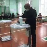 В Рыбновском районе проголосовали более 34% избирателей