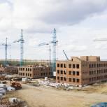 В Тамбове с опережением графика ведется строительство школы «Сколково-2»