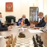 К 2024 году «Шахматный всеобуч» планируют привести во все школы Южного Урала