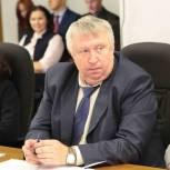 Юрий Гончаров оказал юридическую консультацию воронежскому пенсионеру
