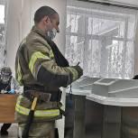 Пожарная охрана делает свой выбор!