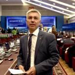 Евгений Ревенко: Новые депутаты от «Единой России» привнесут новые идеи и законодательные инициативы на благо общества