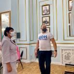Татьяна Лобач: Центр общественного наблюдения дает возможность убедиться, что выборы проходят честно и прозрачно