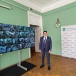 Борис Ступницкий: Основной день голосования собирает на участках все больше  избирателей
