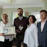 Александр Ведерников поздравил жителей села Алехино с победой в конкурсе «Народные инициативы. Лучшие практики-2020»